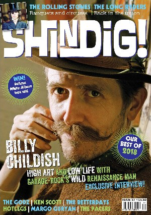 Shindig 87 front cover