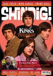 Shindig issue 46 front cover